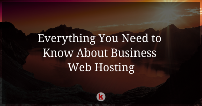 Everything You Need to  Know About Business  Web Hosting