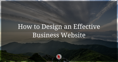How to Design an Effective Business Website