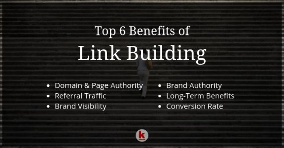Top 6 Benefits of Link Building