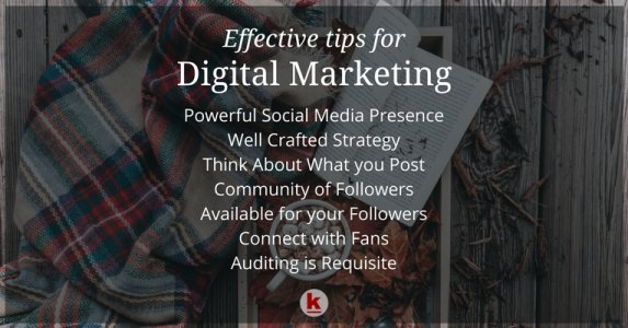 New to Digital Marketing, Know These Tips Well!