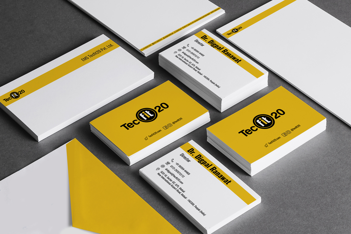 Modern Stationery Design