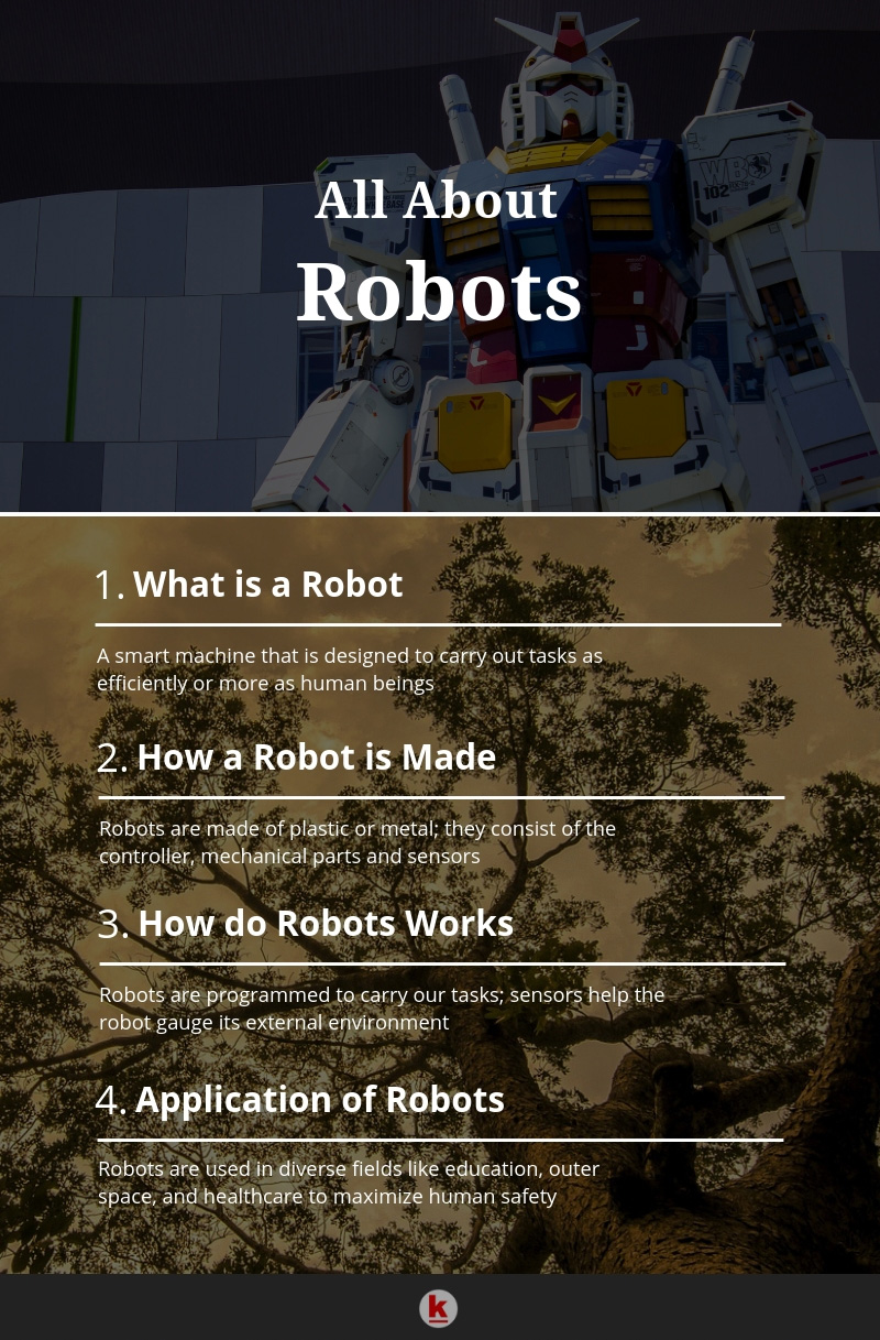 Everything you Need to Know about Robots