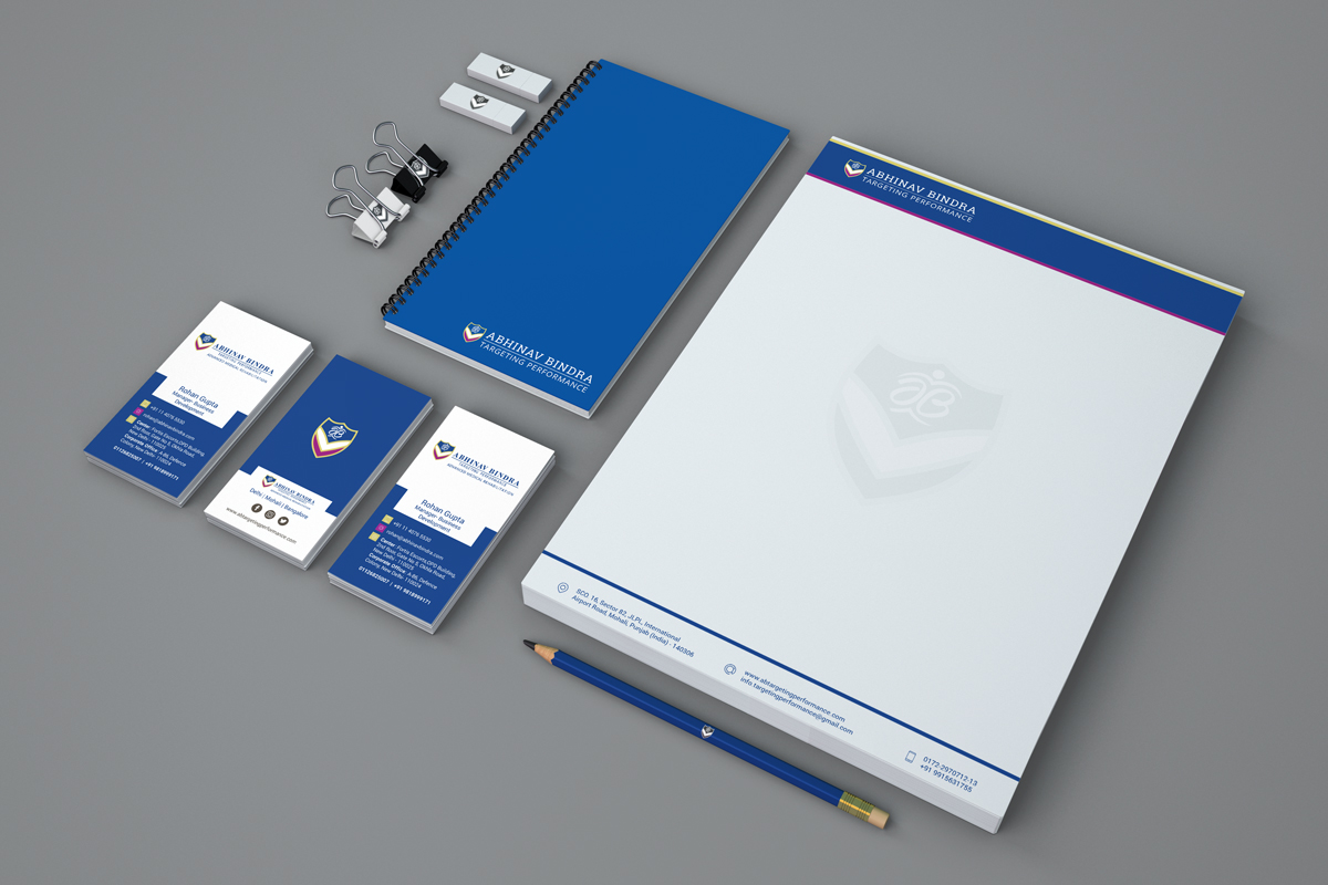 Stationery Design Services